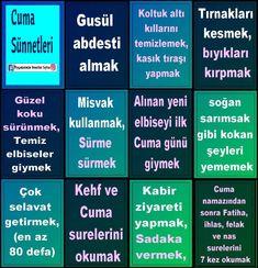 Cuma Sünnetleri Islam, Muslim