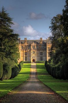 Montacute House, Somerset, England