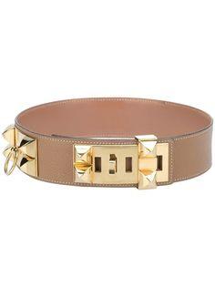Vintage Hermes Collier de chein Belt
