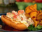 Diners Drive-ins and Dives: Maine Lobster Rolls