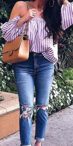 #High Wasted Jeans #Fall Insanely Cute High Wasted Jeans