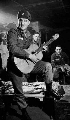 I really just love Elvis Presley