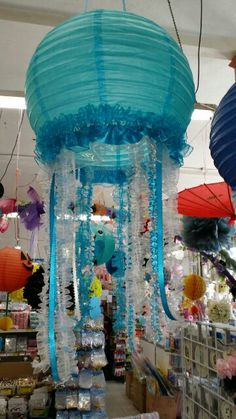 Jelly fish lantern