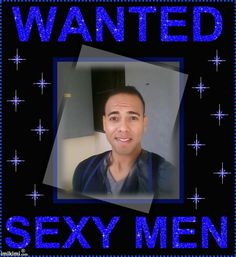 WANTED:SEXY MEN