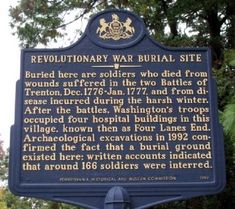 The Historical Marker Database - Enter the Zip Code you're visiting and find all of the Historical Markers there.