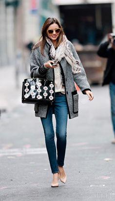 Stilska kartoteka: Miranda Kerr - Galerija: Elle.si