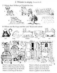 Risultati immagini per winnie the witch activities to print