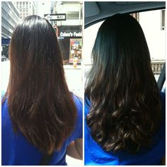 perms before and after. by admin · May 24, 2015
