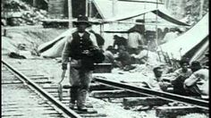 Canadian Steel, Chinese Grit (Excerpt) - Chinese Labour in Constructing the Canadian Pacific Railway Central Pacific Railroad, Canadian Pacific Railway, Study History, Family History, Canadian Social Studies, Social Studies Resources, Canadian History, Canada Travel, Holidays And Events