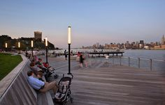 PIER C PARK/ Hoboken, NJ Michael Van Valkenburgh Associates, Inc.