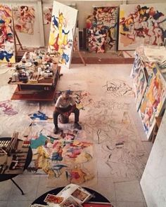 New Painting People Abstract Willem De Kooning Ideas Studios D'art, Kunst Online, Willem De Kooning, Inspiration Art, Spiritual Inspiration, Motivation Inspiration, Creative Inspiration, Character Inspiration, Travel Inspiration