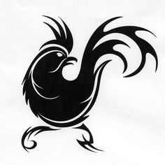 tribal rooster - Google Search