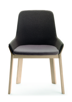RESTAURANT CHAIR KOILA BY ALKI | DESIGN JEAN LOUIS IRATZOKI