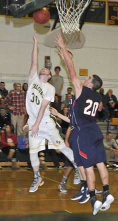 FALL RIVER - Senior guard Michael Nelson stands just one point away from a milestone in his stellar career following the Bishop Feehan High boys' basketball team's 71-54 victory over Durfee on Wednesday night.