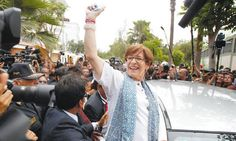 Alcaldesa. Pese a ganar el proceso de revocatoria, la alcaldesa de Lima, Susana Villarán, podría ser destituida judicialmente por el desalojo de La Parada.