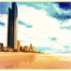 Surfers Paradise in Surfers Paradise, Queensland Places To See, Places Ive Been, Surfers, Gold Coast, Countries, The Good Place, Traveling By Yourself, Cities, Paradise