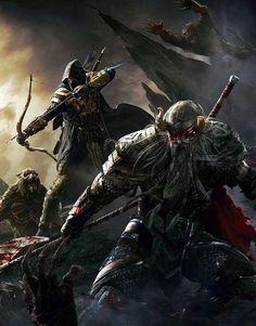 Skyrim, (Blades?)