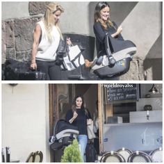 Princess sofia and prince Alexander were out and about in stockholm on 17 August,2016