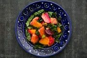 Beet Citrus Kale Salad on Simply Recipes