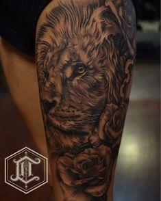 Tattoo artist in Sacramento,CA #mlinoc  #tattoo #tattooartist #sacramento #art #artist #drawing #blackandgrey #916 #painting #ink #california #happy #tattoomagazine #worldofpencils #clocktattoo #rosetattoo #pocketwatchtattoo #timepiece #rose #script #liontattoo #realisticliontattoo