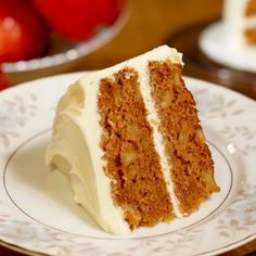 Order Original Mortgage Apple Cake from Mortgage Apple Cakes shipped anywhere in the USA. Apple Cake Recipes, Dessert Recipes, Apple Cakes, Carrot Cake, Dessert Food, Fruit Recipes, Delicious Desserts, Cooking Recipes, Dessert