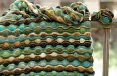 One of my favorite projects in Noro yarns.