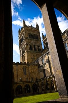 Durham Castle and Cathedral