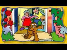 The Gingerbread Man - YouTube For more pins like this visit: http://pinterest.com/kindkids/music-and-videos-charlottes-clips/