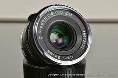 *** MINT *** Carl Zeiss C Biogon T* 35mm f/2.8 ZM for Leica M #Zeiss