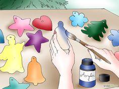 Make #Christmas Tree #Crafts #Decorations Step 12.jpg