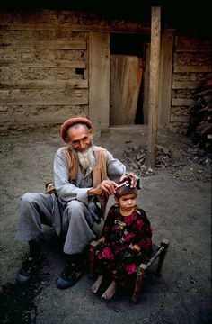Grandfather . Afghanistan