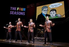 The Best Shows In Las Vegas: Jersey Boys at Paris Las Vegas