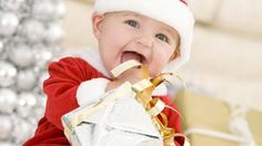 Christmas girl in santa hat, group gift box in spa. Christmas girl in santa hat, , Santa Costume, Spa, Meaning Of Christmas, Santa Baby, Jelly Beans, Baby Photos, Meant To Be, Winter Hats, Royalty Free Stock Photos
