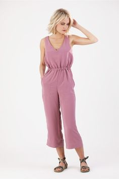 Sewing Pattern Carla Jumpsuit