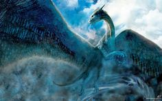 Dragons are believed to control parts of Earth, such as the seas, the wind, fire and lightening.