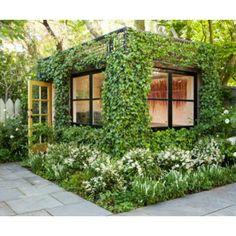 Modern Garden Shed Design
