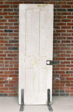 Door With Stands