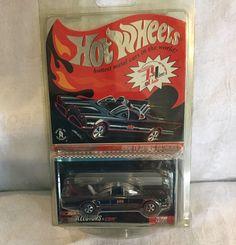 Hot Wheels Red Line Club Exclusive 1966 TV Series Batmobile L8694 2008 NIP    eBay