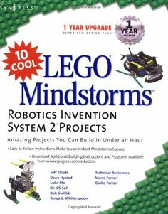 10 Cool LEGO Mindstorms Ultimate Builder Projects: Amazing Projects You Can Build in Under an Hour Lego Mindstorms, Cool Robots, Cool Lego, Jennifer Clark, Project Yourself, Make It Yourself, Lego Builder, Lego Projects, Computer Technology