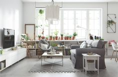 Scandinavian Style Apartment In 3D - Gravity Home