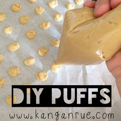 Homemade Puffs- no s