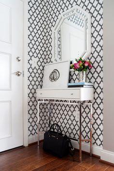 ¿Cómo decorar recibidores pequeños?