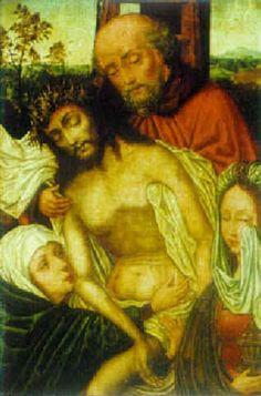 The Descent from the Cross by Rogier van der Weyden