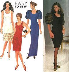 Simplicity 7001 Misses' Party Dress Sewing Pattern Size 4 to 12, 1990 Simplicity http://www.amazon.com/dp/B00DWZQ06S/ref=cm_sw_r_pi_dp_UJJpwb15QCKZK