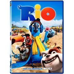FREE Rio DVD - Gratisfaction UK Freebies #freebies #freestuff #rio