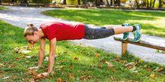 Diese Übungen machen Jogger stark: Immer nur Runden drehen ist langweilig und einseitig – Wir zeigen Übungen für Jogger, die den ganzen Körper stärken