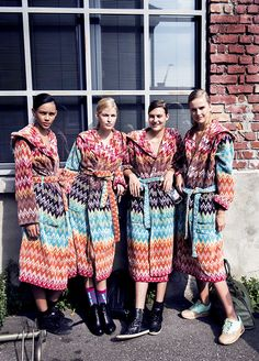 Missoni - I'll have one of those thanks!