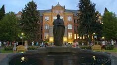 Gonzaga University - lovely campus.