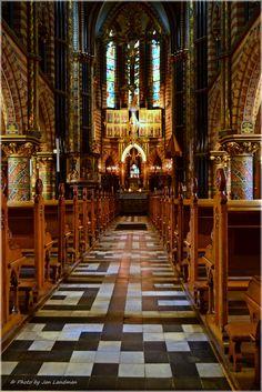 Basiliek O.L.V. van het Heilig Hart, Sittard, Zuid-Limburg.