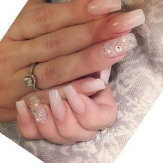 Nail Art Ideas For Coffin Nails - Neutrals - Easy, Step-By-Step Design For Coffin Nails, Including Grey, Matte Black, And Great Bling For Instagram Ideas. Includes Everything From Kylie Jenner Ideas To Nailart For Short Nails, Long Nails, And Beautiful Shape And Colour Like Pink. Polish For Jade, Glitter, And Even Negative Space - https://www.thegoddess.com/nail-ideas-coffin-nails